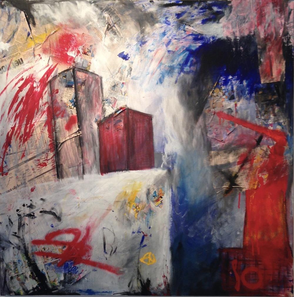 Alexander Ekman Sinclair - ART - Leaving Cape Town