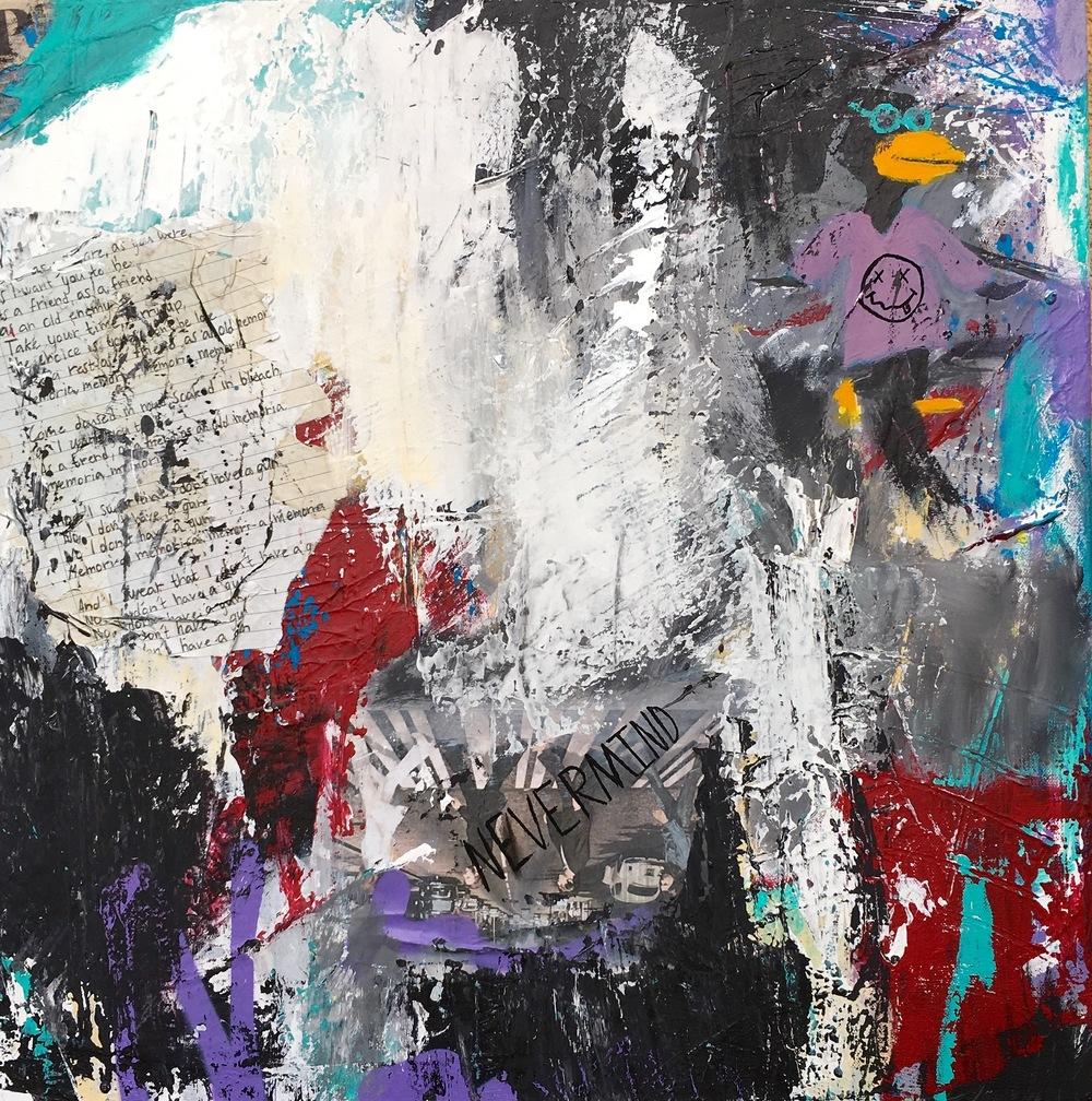 Alexander Ekman Sinclair - ART - Come As You Are