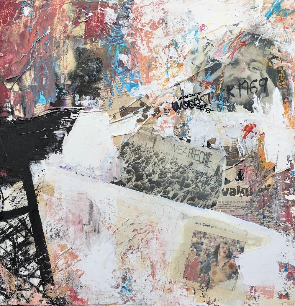 Alexander Ekman Sinclair - ART - Live at Woodstock (såld)