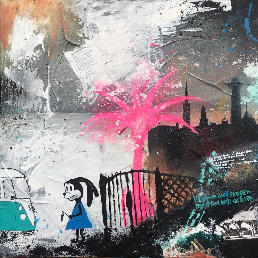 Alexander Ekman Sinclair - ART - En Bit Utanför Stockholm (såld)