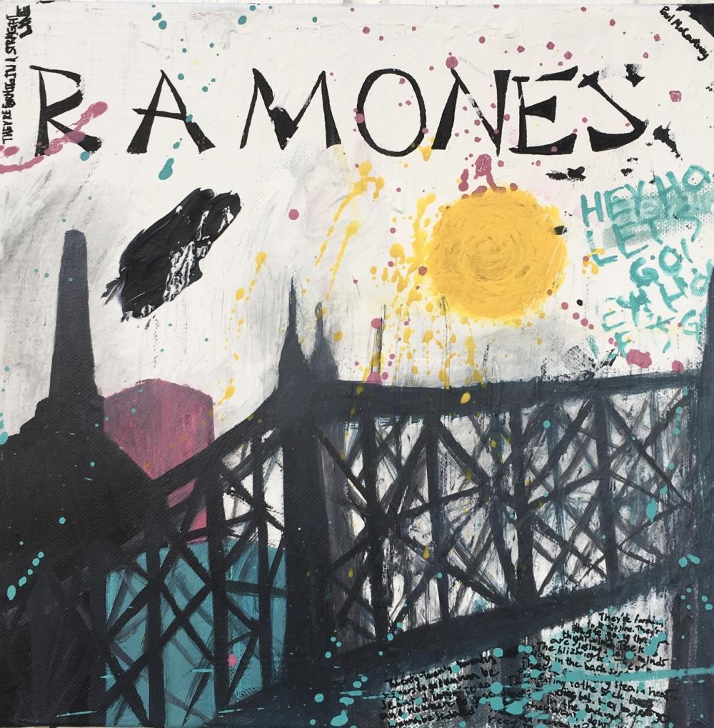 Alexander Ekman Sinclair - ART - Ramones