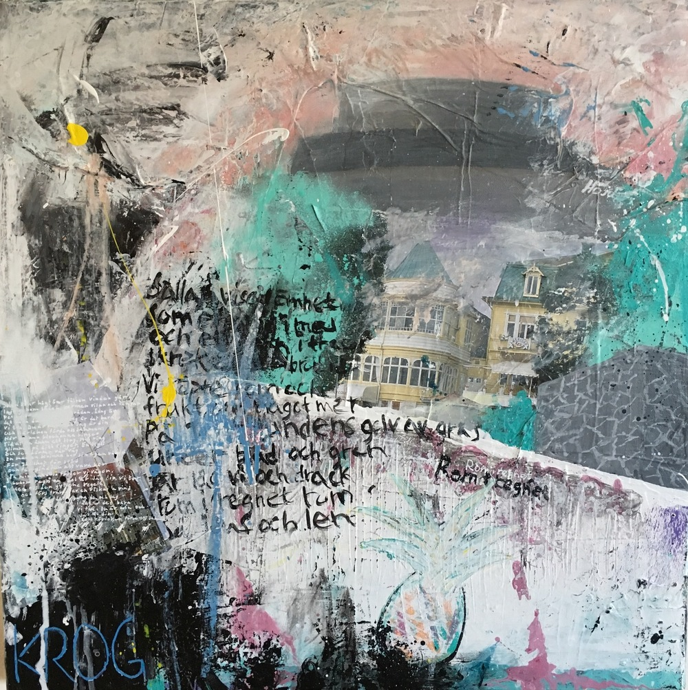 Alexander Ekman Sinclair - ART - Marstrand