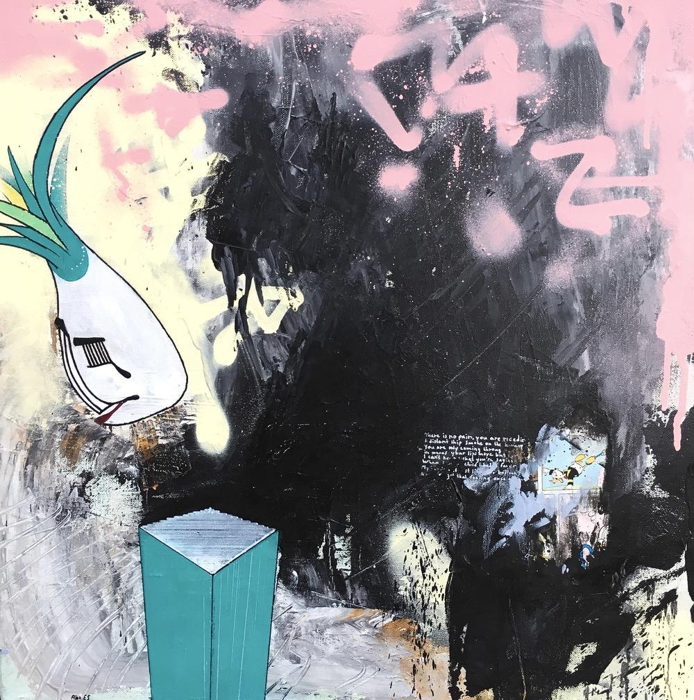 Alexander Ekman Sinclair - ART - City Clouds