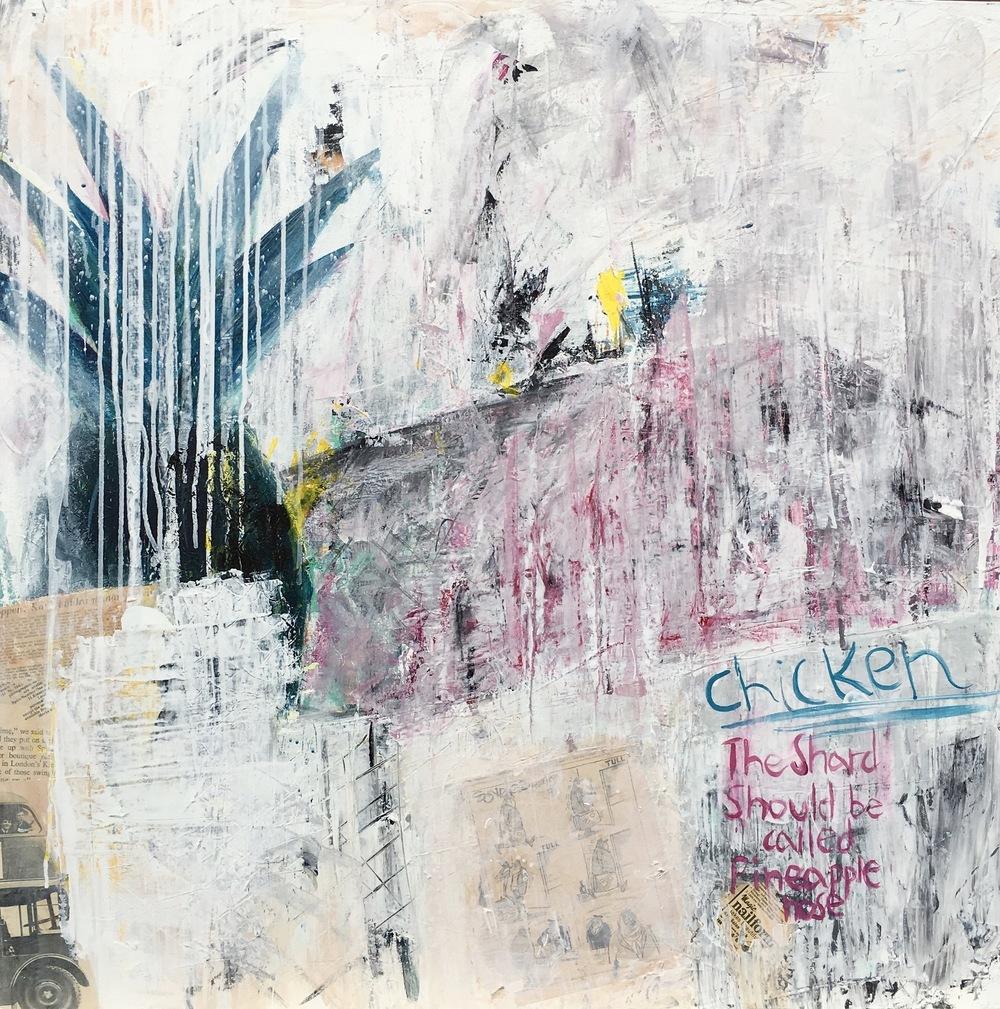 Alexander Ekman Sinclair - ART - A Day in London