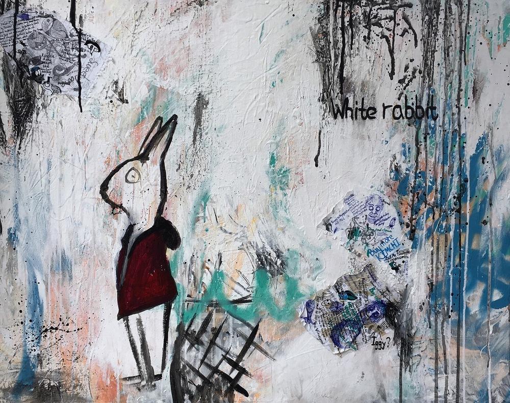 Alexander Ekman Sinclair - ART - White Rabbit