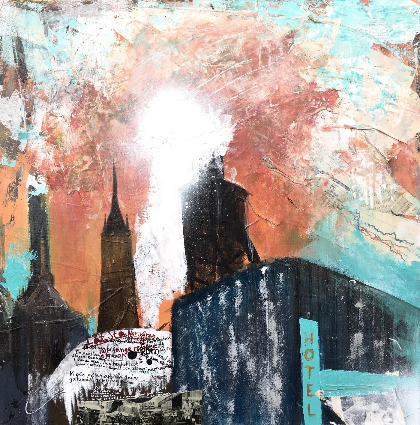 Alexander Ekman Sinclair - ART - Rom i Regnet