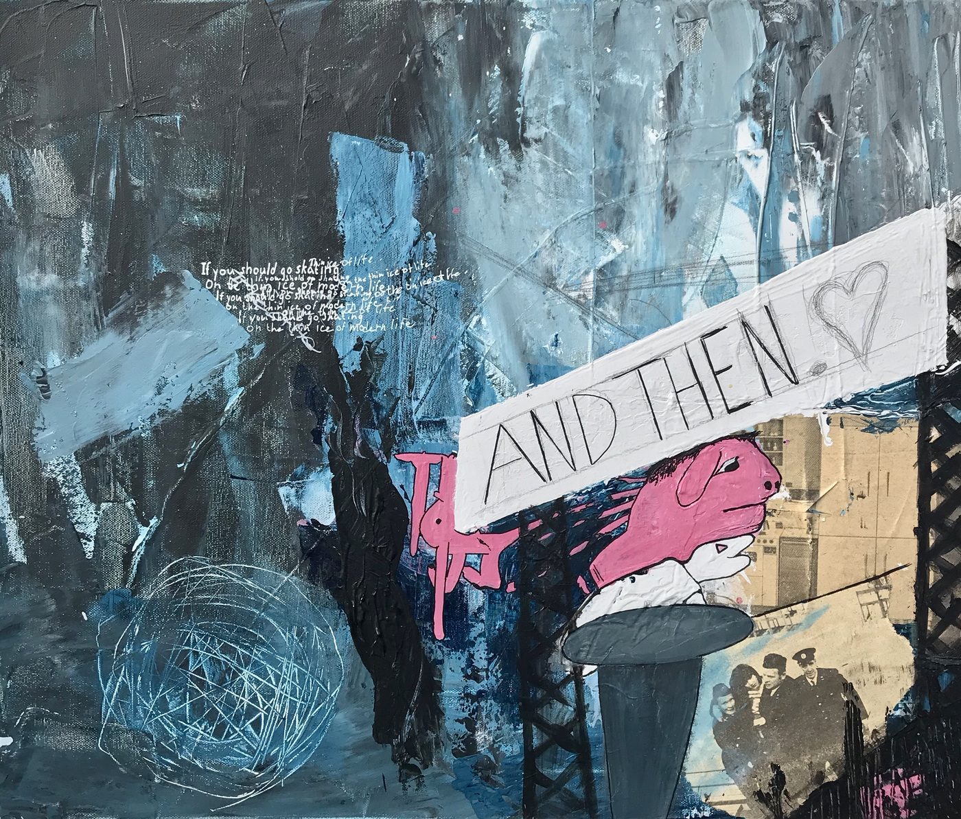 Alexander Ekman Sinclair - ART - Icy memories