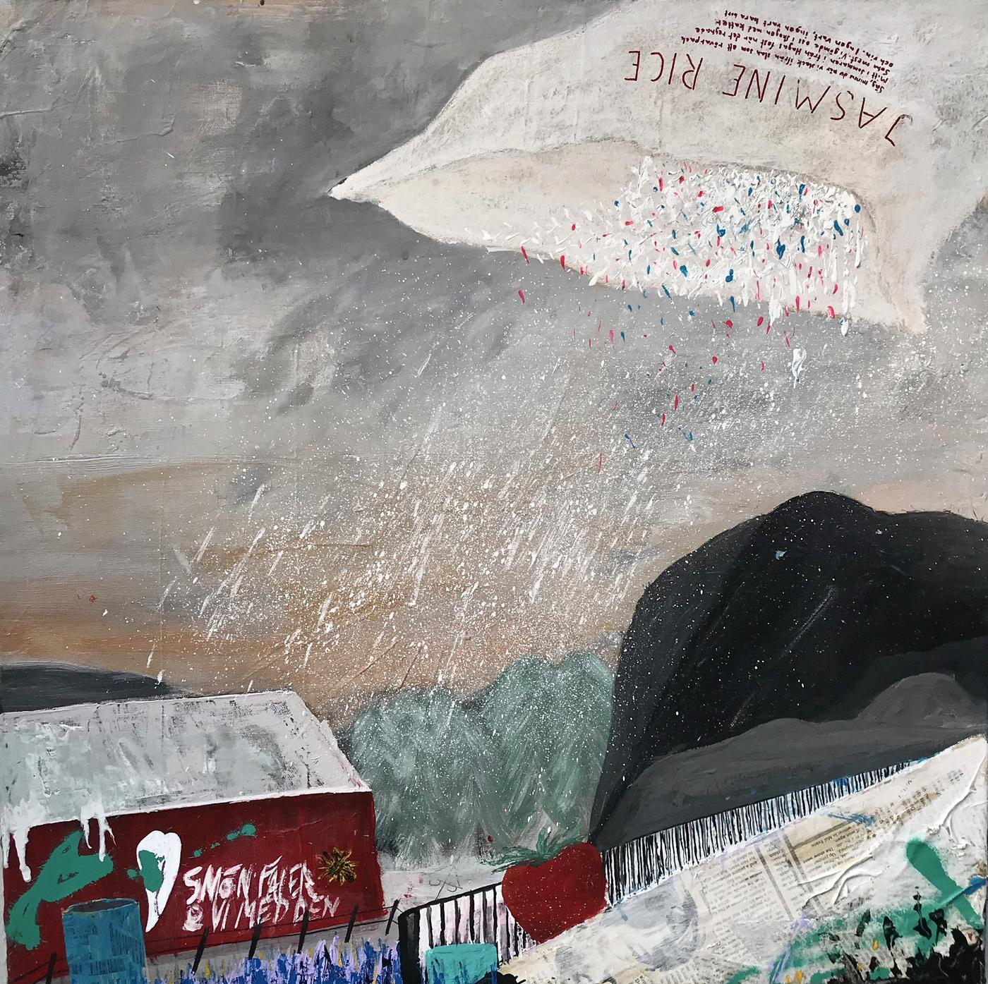 Alexander Ekman Sinclair - ART - Utanför stadens bullriga famn