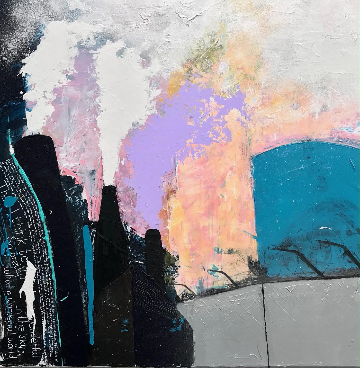 Alexander Ekman Sinclair - ART - A wonderful world