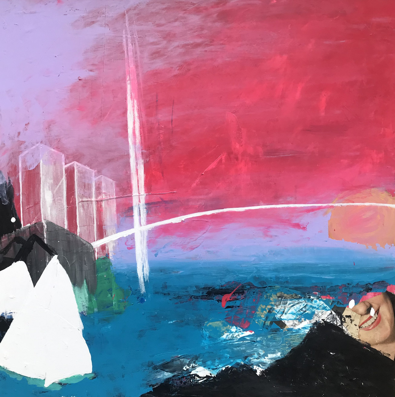 Alexander Ekman Sinclair - ART - Sailors delight