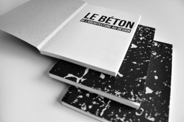 chauvinamandine - Mémoire de fin d'études, Le béton : de l'architecture au design, 141 pages, format A5, 2013 ©Chauvin Amandine