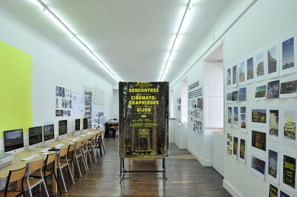 chauvinamandine - Présentation des affiches des RCD à lENSA Dijon ©Chauvin Amandine