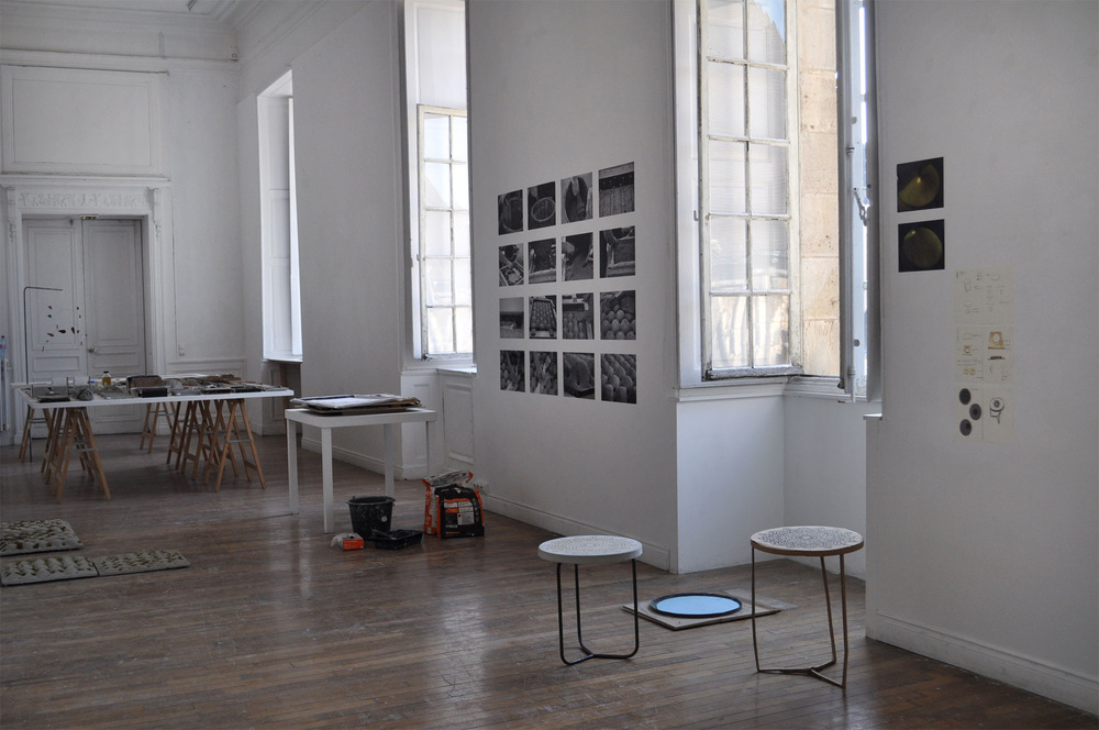 chauvinamandine - Installation du DNSEP, ENSA Dijon, juin 2014.