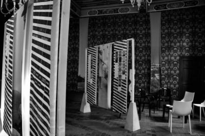chauvinamandine - Rencontres Cinématographiques de Dijon, Exposition de la création de lidentité visuelle, 2013.