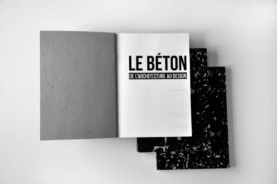 chauvinamandine - Le béton : de larchitecture au design, 2013.