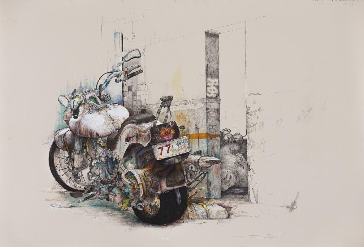 Daniel B Art - Slimedog Version 2.0