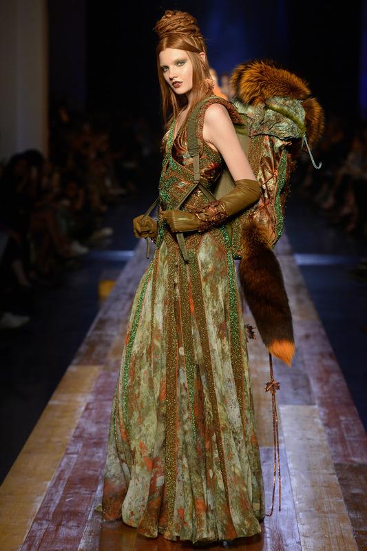 ALPHONSE-MAITREPIERRE - Sac Jean Paul Gaultier haute couture 2016