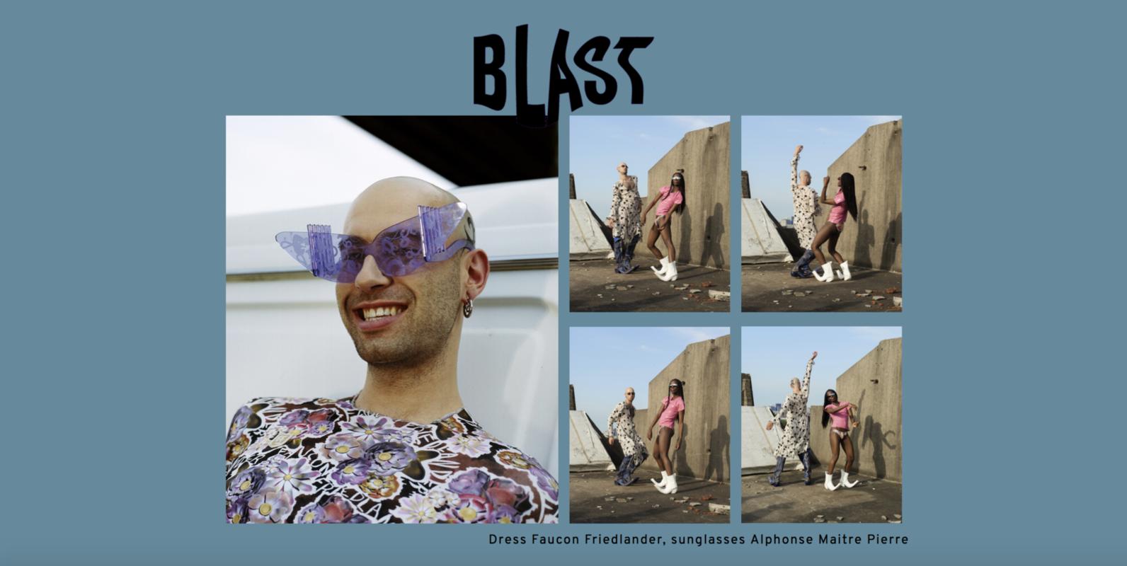 ALPHONSE-MAITREPIERRE - BLAST MAG