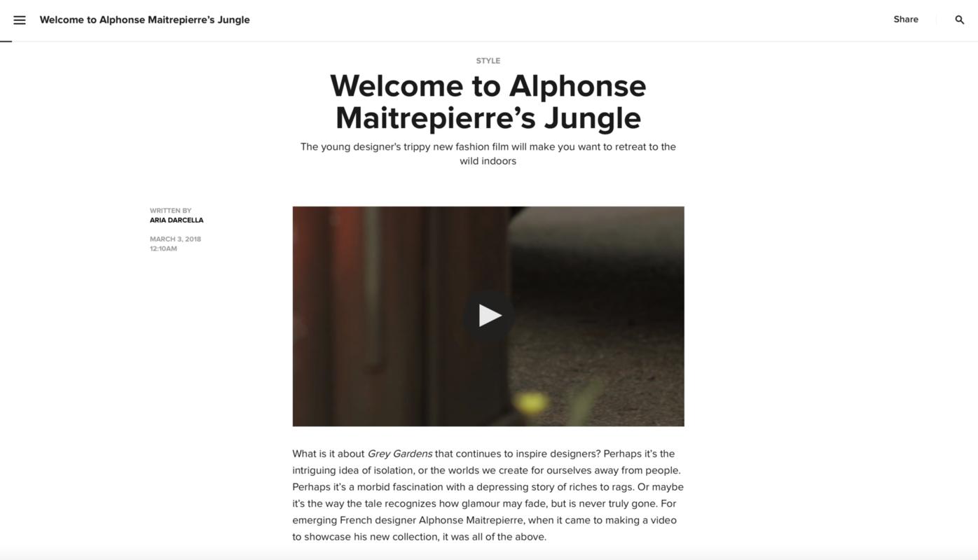 ALPHONSE-MAITREPIERRE -