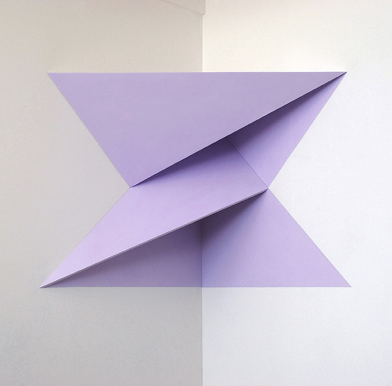 georgemeyricksculpture - Inside the Outside (Solid, Plane, Air) 2012