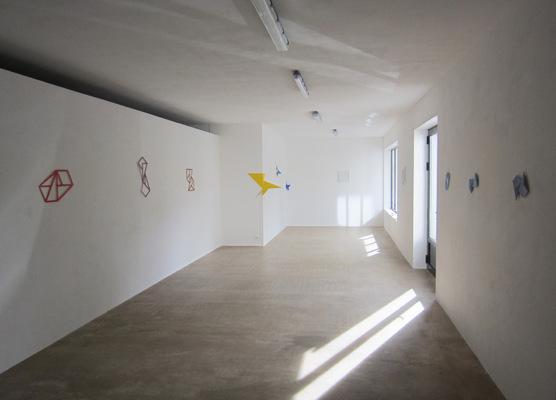 georgemeyricksculpture - espaces et surfaces, Imprints Galerie, Crest, France 2016