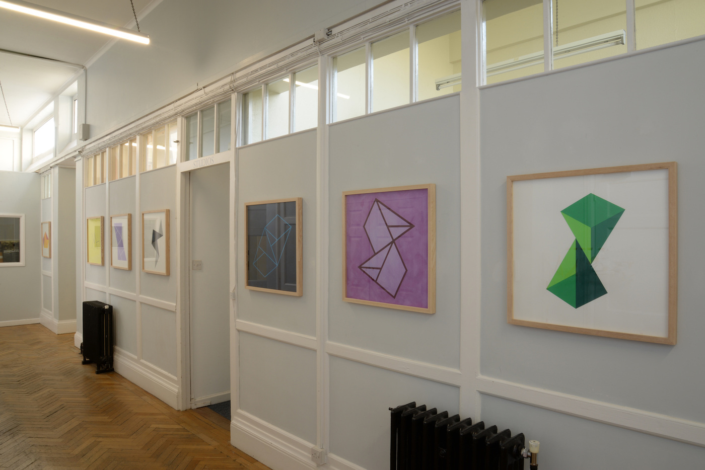 georgemeyricksculpture - Shaped Space, Drawing Projects UK