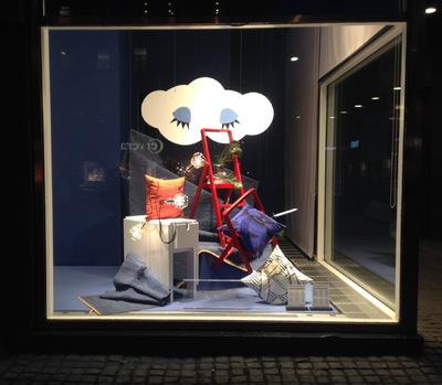 Hanna Thorén | Visual Merchandising - NK | Skyltfönster