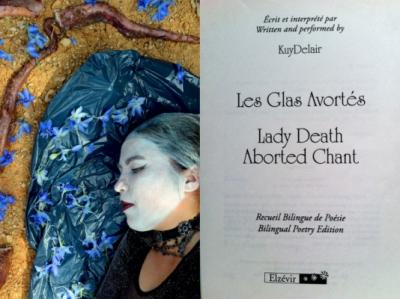 Léa Barrier - Lady Death Aborted Chant