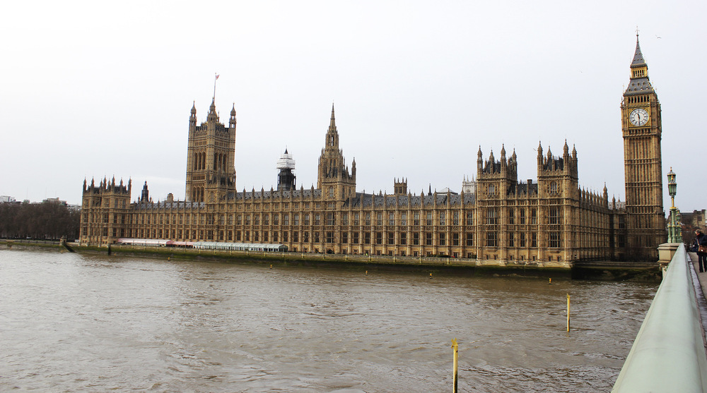 Whos That Girl - Big Ben and the Thames