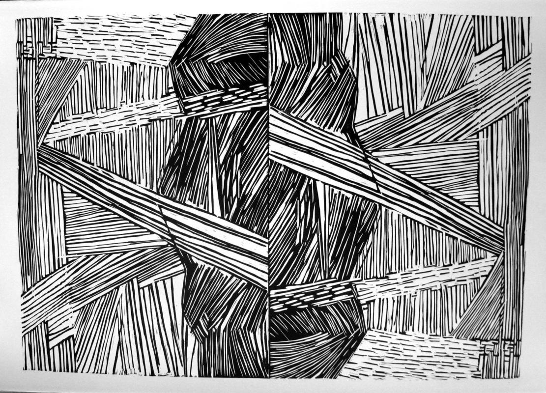 Dobrawa Bies - Landscape, 2014