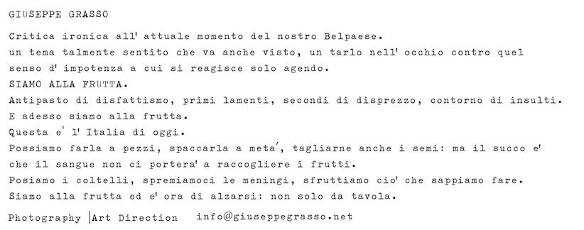 natasha mec - Giuseppe Grasso