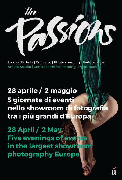 Thierry Bansront Photographer - PASSIONS - Milan/Italy - May 2016