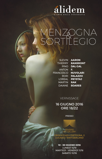 Thierry Bansront Photographer - MENZOGNA E SORTILEGIO - Lugano/Switzerland - June 2016 - AlIDEM