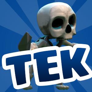 K☼Ne - Avatar pour Tekzification. Un clasheur twicth