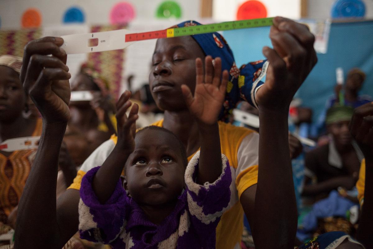Adrienne Surprenant - Ces formations données par ALIMA permettent aux enfants malnutris dêtre pris en charge plus rapidement.