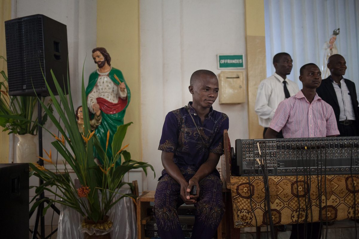 Adrienne Surprenant - Central African Republic, 2017