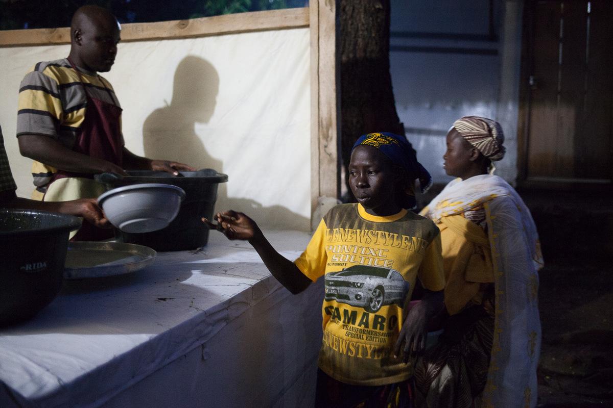 Adrienne Surprenant - Cameroun, 2017