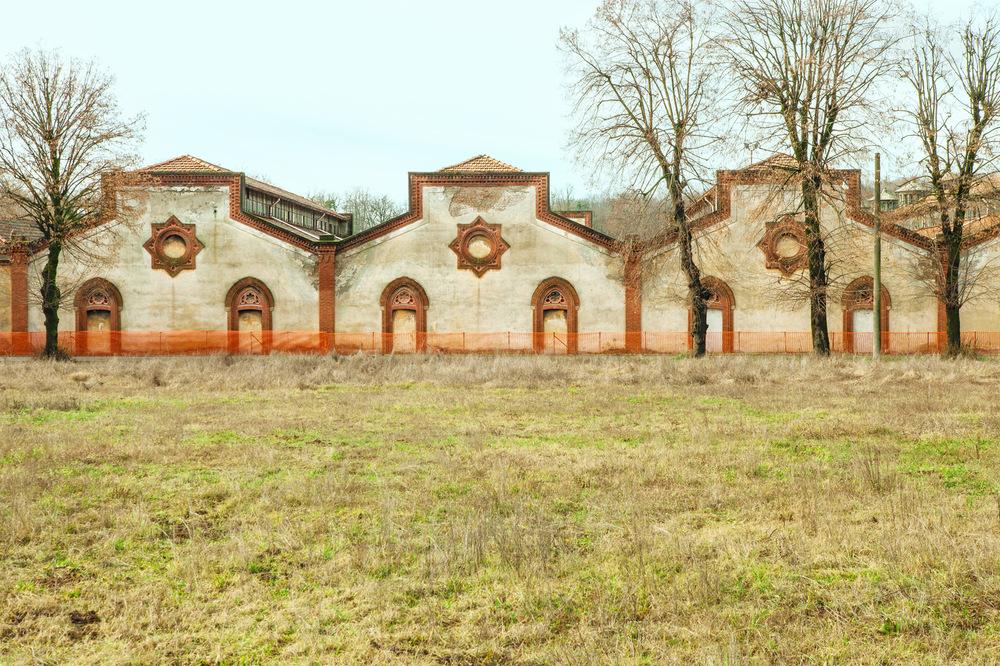 OLIVIA GOZZANO - fabbrica, Crespi DAdda 2014