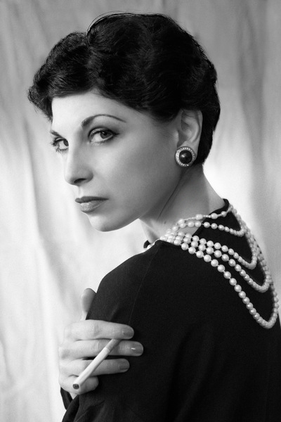 OLIVIA GOZZANO - ELLE whos who 2013