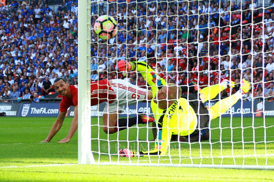 Paul Marriott Photography - Zlatan Ibrahimovic scores a goal