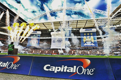 Paul Marriott Photography - Capital One Cup Final pyrotechnics