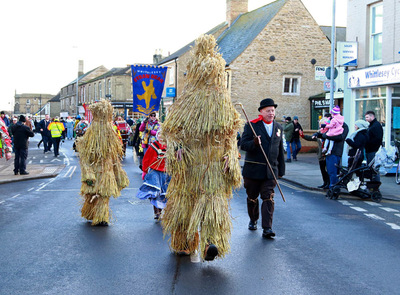 Paul Marriott Photography - Straw Bear Festival