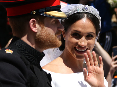 Paul Marriott Photography - Prince Harry and Meghan Markle Royal Wedding