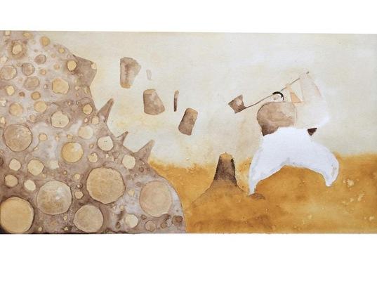ilustrasoles - Pulgarcito - Doble Página (interior)