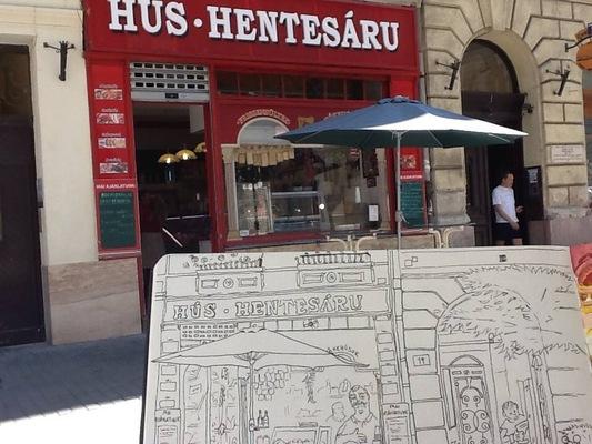 ilustrasoles - Carne Húngara