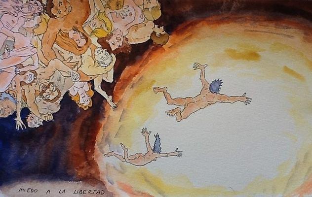 ilustrasoles - Libertad