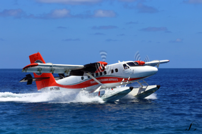 Winedale Photography - DeHavilland Twin Otter on floats