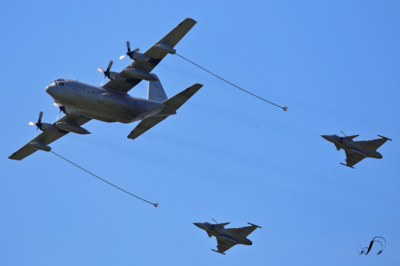 Winedale Photography - Refueling demonstration