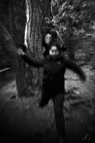 Winedale Photography - Fleeing evil