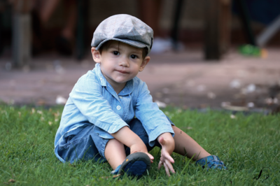 Winedale Photography - Little poser